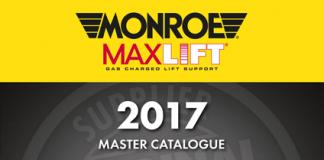 Monroe amplía la cobertura de su gama de muelles neumáticos MaxLift