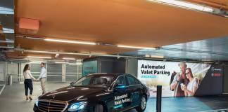 Bosch y Daimler prueban el aparcamiento sin conductor en condiciones reales