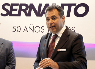 Benito Tesier, presidente de la Comisión de Recambios de SERNAUTO.
