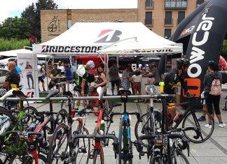 La prueba patrocinada por Bridgestone reúne cada año más de 2.500 personas.