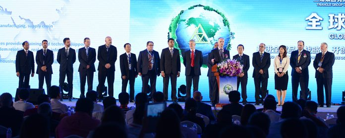 Triangle Tyre celebra su 'Global Summit 2017'