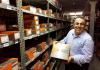 El presidente de Nexus, Akram Shahrour, visita las instalaciones de Grupo Serca
