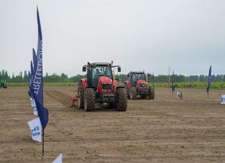Los neumáticos agrícolas de Trelleborg 'conquistan' el campo de China