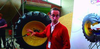 Alliance presenta el nuevo neumático agrícola.