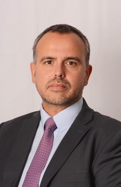 Dimitrios Papadopoulos, responsable del área geográfica que incluye a España (Apollo Vredestein)