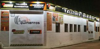 Talleres Quinientos gana el premio 'Confortauto Premium 2017'