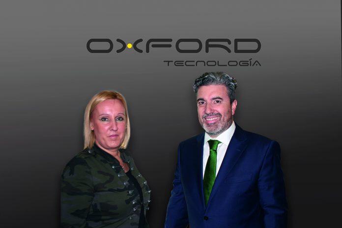 Carolina Aldehuela y Blas Cima, Oxford Tecnología.