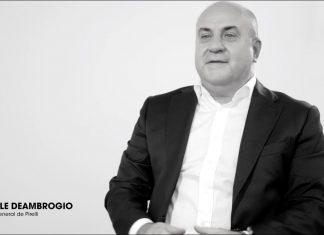 Vídeo entrevista a Daniele Deambrogio (Pirelli)