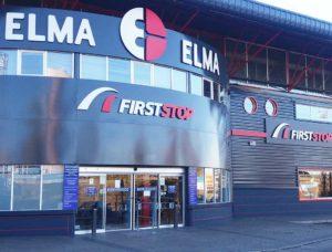 Neumáticos Elma ficha por First Stop