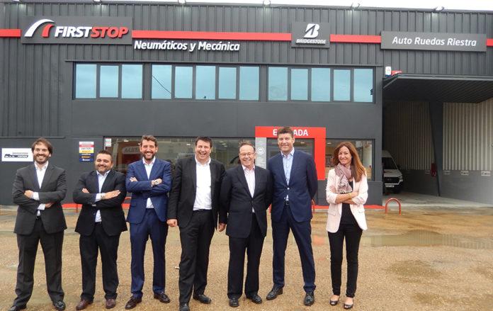 First Stop presenta en León su programa 3.0.