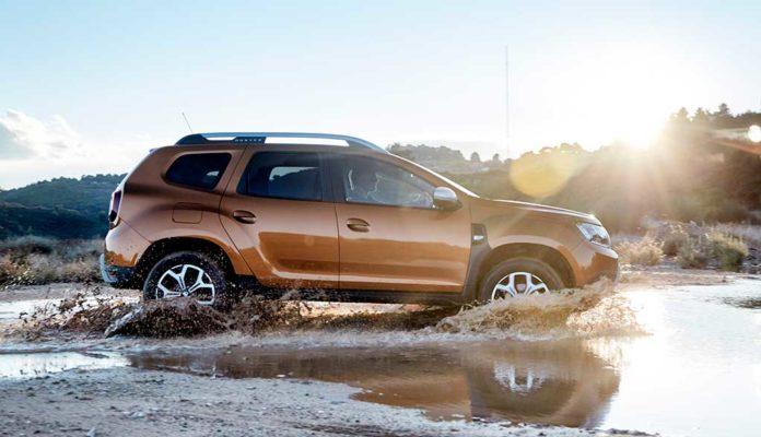 Giti Tire calzará el nuevo Dacia Duster