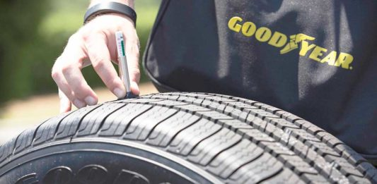 Goodyear programa mantenimiento neumáticos.