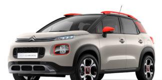 Los neumáticos Hankook ya equipan de serie el nuevo Citroën C3 Aircross.