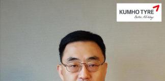 Changrin Suk nuevo presidente de Kumho Tyre Europa.