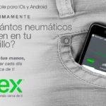 NEX lanza nueva app