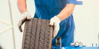 Precio de los neumáticos en España en 2017