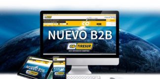 Nuevo B2B de Tiresur