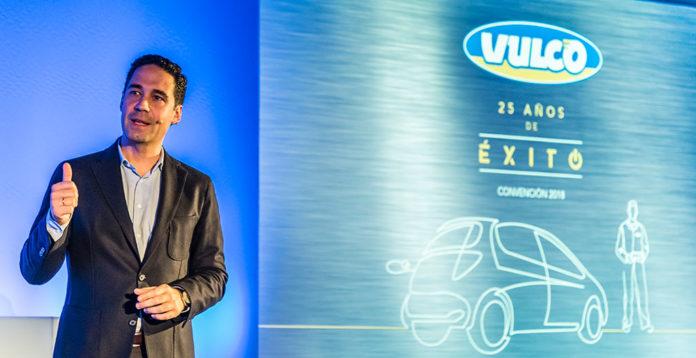 Mario Recio, director de Vulco