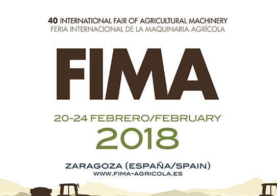 Cartel de FIMA 2018