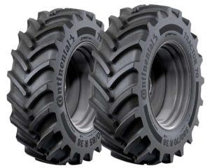 Nuevos neumáticos agrícolas Continental Tractor70 y 85