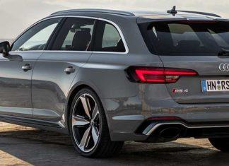 Hankook ya monta de serie el nuevo Audi RS 4 Avant.