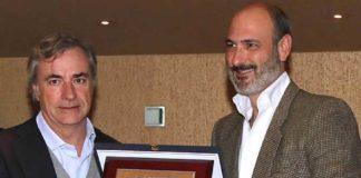Homenaje de BFGoodrich a Carlos Sainz