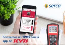 TPMS KYB