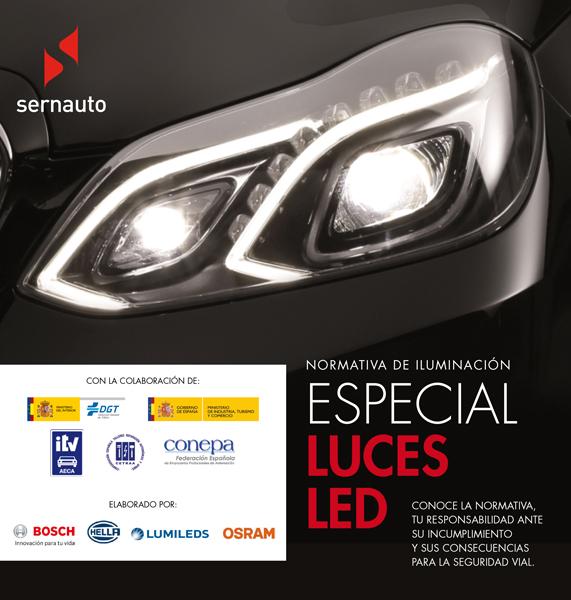 SERNAUTO LED