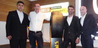 Continental patrocinador de La Vuelta