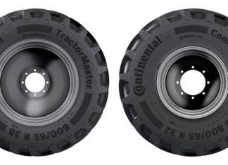Nuevos neumáticos agrícolas de Continental
