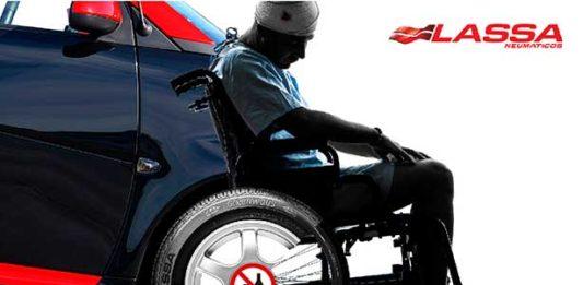 Campaña seguridad vial Safame y Lassa