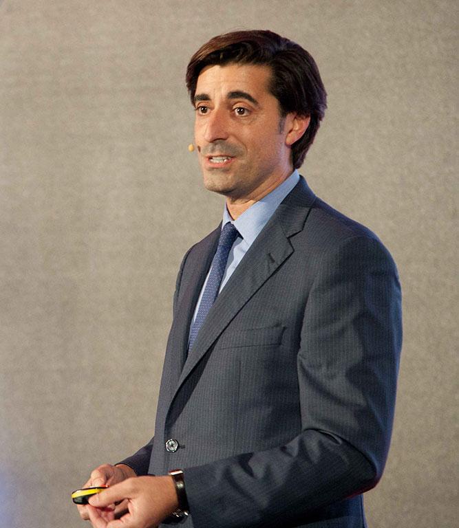 Driver David Pallarés