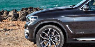 Kumho en BMW X3