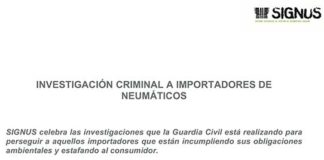 Signos investigación Guardia Civil.