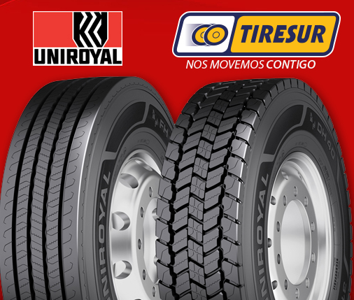 Tiresur y Uniroyal