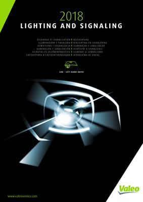 Catálogo de Iluminación Turismo