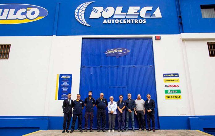 Vulco y Boleca