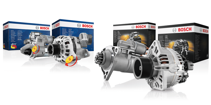 Bosch alternadores