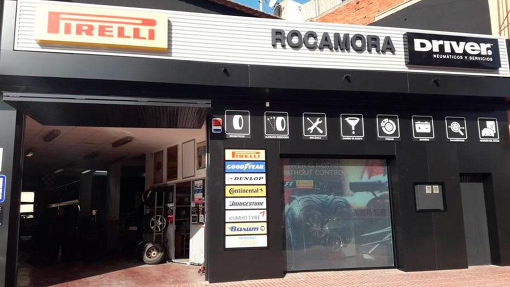 Driver Rocamora