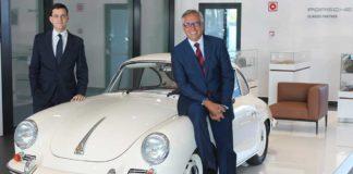 Pirelli y Porsche