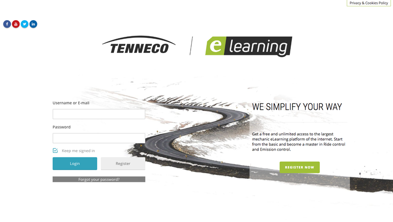TENNECO eLearning