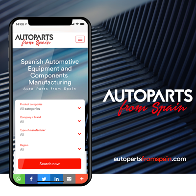 Autoparts from Spain