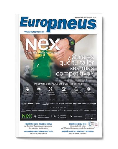revista europneus septiembre 2018