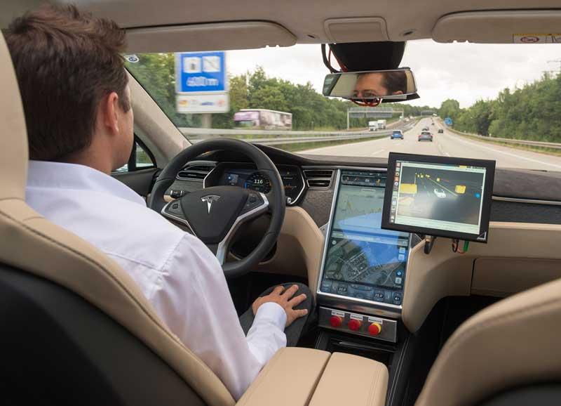 conducción automatizada