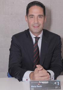 Mario Recio, director de Vulco.