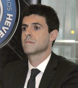 Alejandro Recasens (Pirelli).
