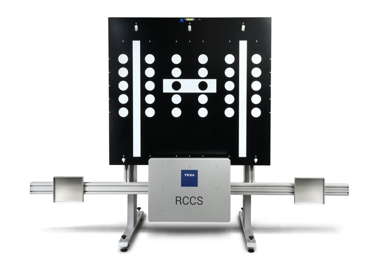 TEXA sistemas ADAS 2
