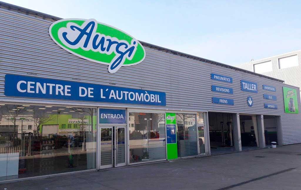 Aurgi Abre Un Nuevo Autocentro En Granollers Barcelona Y Avanza