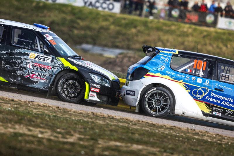 Campeonato de Francia de Rallycross