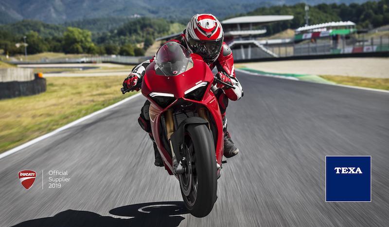 TEXA Ducati